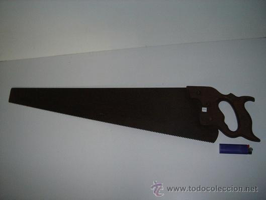 SERRUCHO DE CARPINTERO (Antigüedades - Técnicas - Herramientas Profesionales - Carpintería )