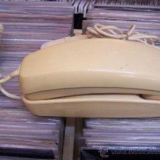 Teléfonos: TELEFONO GONDOLA ANTIGUO CON CLAVIJA NUEVA PARA LAS LINEAS ACTUALES . Lote 23835800