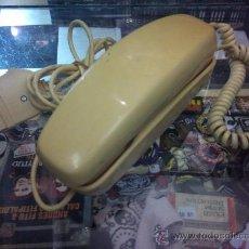 Teléfonos: TELEFONO GONDOLA ANTIGUO ADAPTADO PARA LAS CLAVIJAS ACTUALES . Lote 23932404