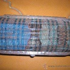 Antigüedades: ESTUCHE GAFAS DE METAL. Lote 25699316