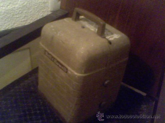 Antigüedades: maquina de cine ANTIGUA 8 mm marca BELL & HOWELL CHICAGO USA PROYECTOR ANTIGUO - Foto 8 - 26916015