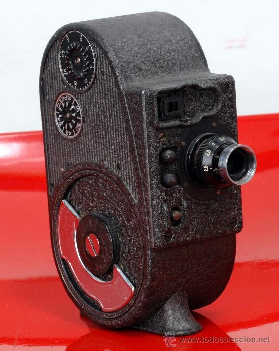 FILMO SPORTSTER (Antigüedades - Técnicas - Aparatos de Cine Antiguo - Tomavistas Antiguos)
