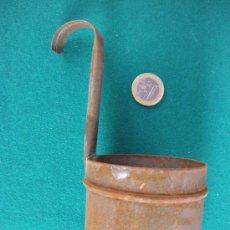 Antigüedades: CAZO MEDIDA PARA LIQUIDOS. Lote 24215212