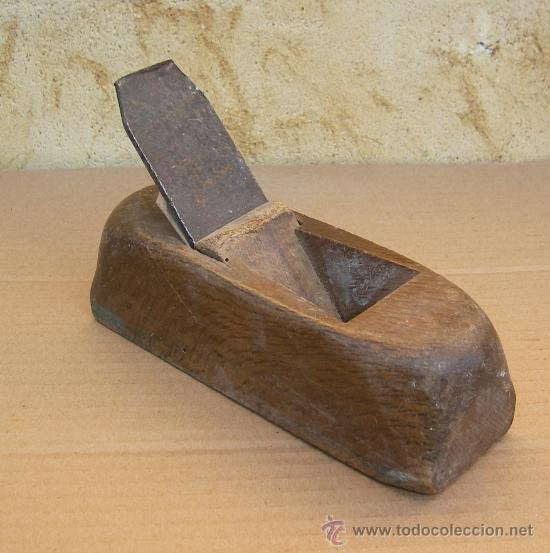 Cepillo o garlopa madera de encina carpintero a comprar - Cepillo de carpintero ...