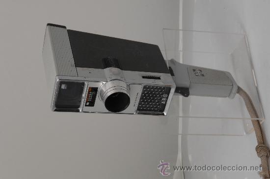 A8G (Antigüedades - Técnicas - Aparatos de Cine Antiguo - Cámaras de Super 8 mm Antiguas)