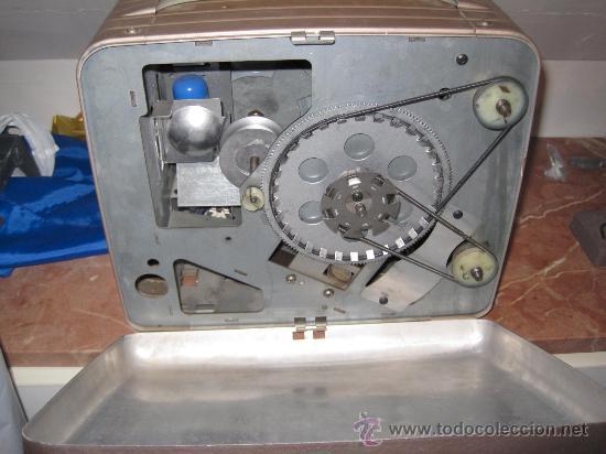 Antigüedades: antiguo proyector marca kodak - Foto 2 - 27155005