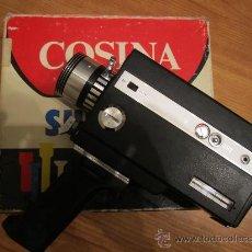 Antigüedades: TOMAVISTAS COSINA NS-25 --- SÚPER 8 --- AÑOS 70. Lote 27209383