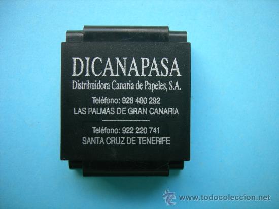 LUPA PEQUEÑA - DICANAPASA - LAS PALMAS DE GRAN CANARIA - S.C. DE TENERIFE (Antigüedades - Técnicas - Instrumentos Ópticos - Lupas Antiguas)