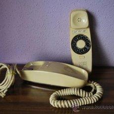 TELÉFONO GÓNDOLA COLOR MARFIL - CITESA (MÁLAGA) - VINTAGE