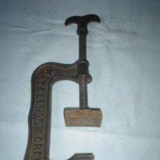 Antigüedades: GATO DE HIERRO ANTIGUO . Lote 24618990