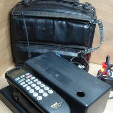 Teléfonos: ANTIGUO TELEFONO MOVIL DE MALETA COCHE - NYNEX 832 PLUS + FUNDA AÑOS 80S/90S ¡¡¡FUNCIONANDO¡¡¡. Lote 27390956