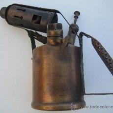 Antigüedades: SOPLETE ANTIGUO.. Lote 24646127