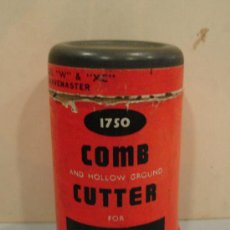 Antigüedades: COMB AND HOLLW GROUND CUTTER FOR SUNBEAM. SHAVEMASTER. MODEL W Y XC.. Lote 24932968