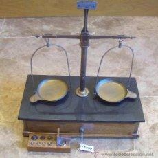 Antigüedades: ANTIGUA BALANZA DE JOYERO. Lote 26809689