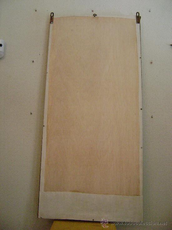 Antigüedades: VITRINA EXPOSITOR PARA LLAVES ANTIGUAS - Foto 3 - 25199586