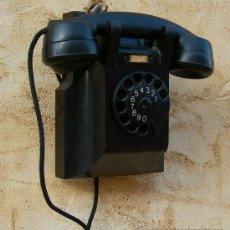 Teléfonos: TELEFONO PARED DE BAQUELITA ANTIGUO MARCA ERICSSON PTT ,,,TEL365. Lote 26754729