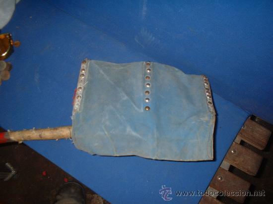 Antigüedades: martillo y bolsa de encofrador - Foto 5 - 26715145