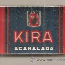 Antigüedades: KIRA: CAJETILLA DE 10 HOJAS DE AFEITAR (PRECINTADA). Lote 28184331