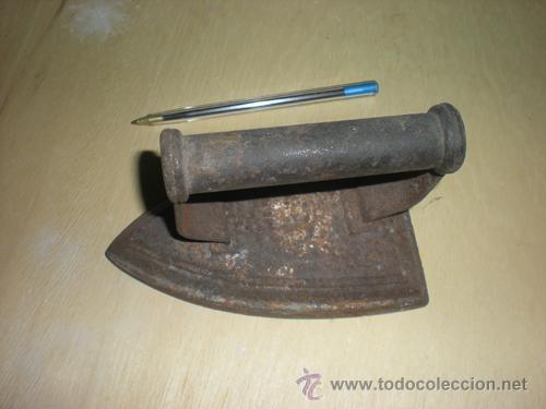 PLANCHA (Antigüedades - Técnicas - Planchas Antiguas - Varios)