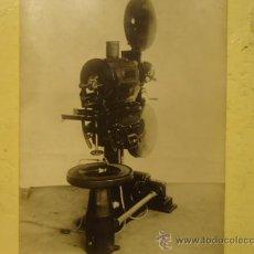Antigüedades: ANTIGUA FOTOGRAFÍA PROYECTOR DE CINE ZEISS IKON INSTALACIÓN SONORA ERNEMANN II AÑOS 30'. Lote 25620355