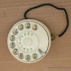 Teléfonos: DIAL DE TELEFONO SIEMENS W49 EN FUNCIONAMIENTO, RECAMBIOS TELEFONO ANTIGUO ,,,TEL365. Lote 27216697