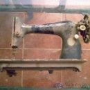 Antigüedades: MAQUINA COSER SINGUER. Lote 26146917