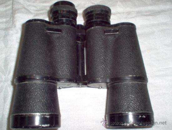 PRISMATICOS WERCO 16-50 VERGUTET LUXOS (Antigüedades - Técnicas - Instrumentos Ópticos - Prismáticos Antiguos)