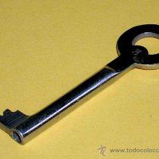 Antigüedades: ANTIGUA LLAVE DE HIERRO, MIDE 6,1 CMS.. Lote 26300502