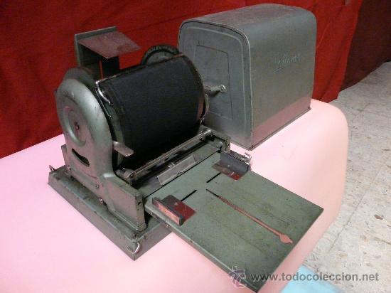 ANTIGUA FOTOCOPIADORA (Antigüedades - Técnicas - Máquinas de Escribir Antiguas - Otras)