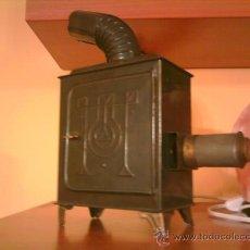 Antigüedades: ANTIGUA LINTERNA MAGICA. Lote 26753818