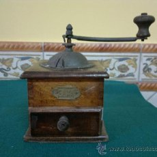 Antigüedades: ANTIGUO MOLINO DE CAFE EMA. Lote 27003225