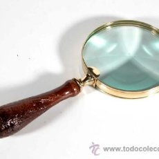 Antigüedades: LUPA DE MANO. Lote 27122087