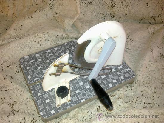 Antigüedades: CORTADOR DE FIAMBRE - Foto 3 - 27189124