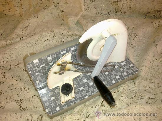 Antigüedades: CORTADOR DE FIAMBRE - Foto 2 - 27189124