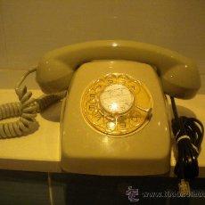 Teléfonos: TELEFONO HERALDO CON RUEDA DE MARCAJE. Lote 166618806