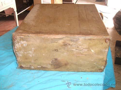 Antigüedades: Maquina de escribir Hermes 2000 en su caja. - Foto 3 - 27373142