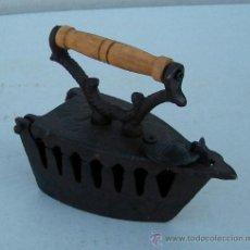 Antiques - plancha carbon de hierro ,,, plan365 - 48746300