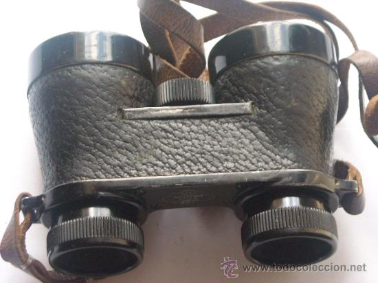 PRISMATICOS RODENSTOCK ADAR 3 1/2X FUNDA ORIGEN CIRCA 1930 (Antigüedades - Técnicas - Instrumentos Ópticos - Prismáticos Antiguos)