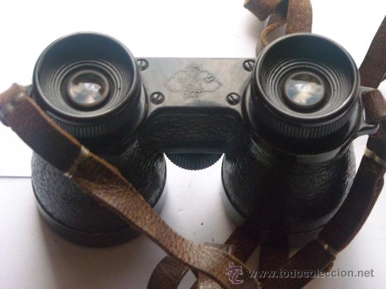 Antigüedades: Prismaticos Rodenstock Adar 3 1/2X Funda origen Circa 1930 - Foto 2 - 27403862