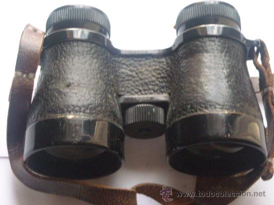 Antigüedades: Prismaticos Rodenstock Adar 3 1/2X Funda origen Circa 1930 - Foto 8 - 27403862