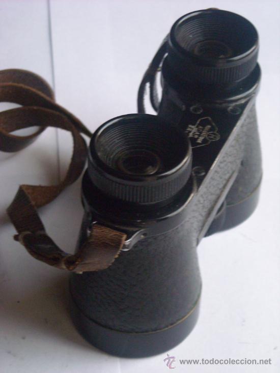 Antigüedades: Prismaticos Rodenstock Adar 3 1/2X Funda origen Circa 1930 - Foto 12 - 27403862