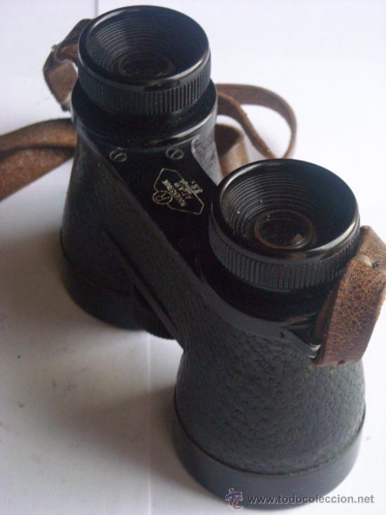 Antigüedades: Prismaticos Rodenstock Adar 3 1/2X Funda origen Circa 1930 - Foto 3 - 27403862