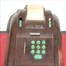 Antigüedades: CALCULADORA VICTOR. Lote 27467014