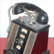 Teléfonos: TELEFONO DE CENTRALITA ANTIGUO. Lote 27465712