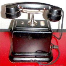 Teléfonos: TELEFONO DE CONSOLA ANTIGUO. Lote 27465789