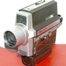 Antigüedades: BELL HOWELL AUTOLOAD DE SUPER 8 MM. Lote 27625570