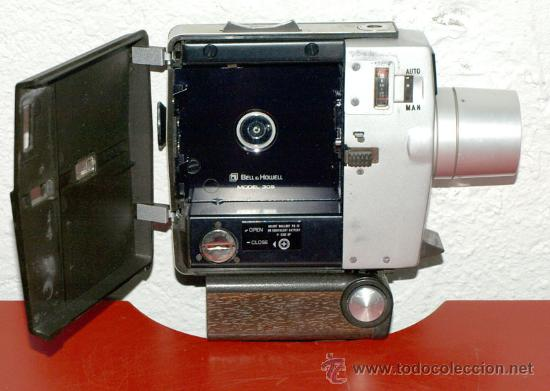 Antigüedades: BELL HOWELL AUTOLOAD DE SUPER 8 MM - Foto 3 - 27625570