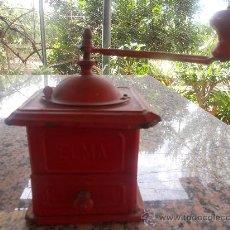 Antigüedades: ANTIGUO MOLINILLO DE CAFE . MARCA ELMA. Lote 27771953