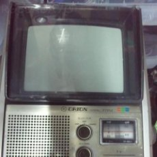 Antiquités: ANTIGUA TELEVISION COLOR PORTATIL ORION 77152. Lote 27824358