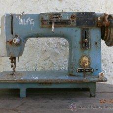 Antigüedades: MAQUINA DE COSER ALFA PARA RECAMBIOS. Lote 27998175